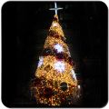 commercial outdoor christmas tree decorations
