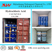 Short Lead Time for High Purity Chemicals Reagent Grade Hydrochloric Acid 36% 37% export to Poland Importers