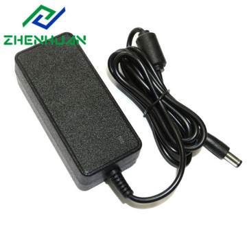 12.6V 3A Li-ion AC DC Battery Charger 18650