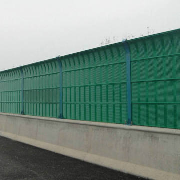 Highway Soundproof Fence Noise Barrier Sound Barrier