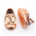 Girls Moccasins Soft Material America Baby Shoes