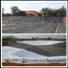 HDPE fish pond liner virgin recycled geomembrane