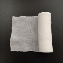Disposable PBT elastic conforming bandage