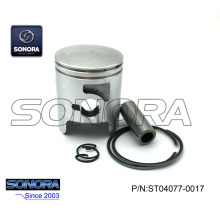 Quality for Jonway Scooter Piston Kit, GY6 150 Piston Kit, GY6 50 Piston Kit Manufacturer in China Derbi Senda Piston Kit LC 40mm Top Quality supply to Germany Supplier