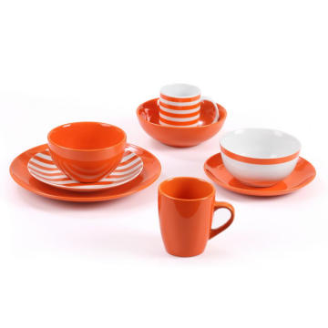 Color Dinnerware