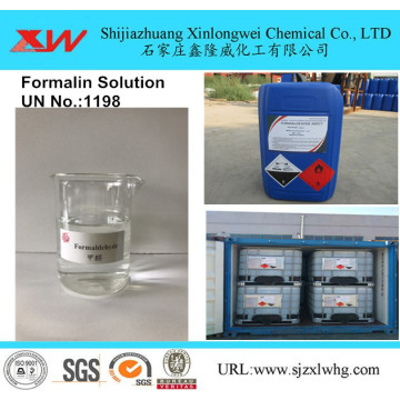 Formaldehyde Solution for Synthesis