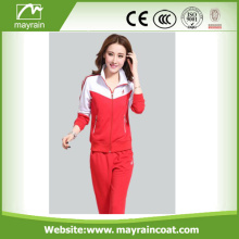 Girl' s Sportswear Gym Vintage with Hood