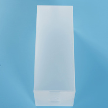 Translucent Material Folding Box Can Accept Customize