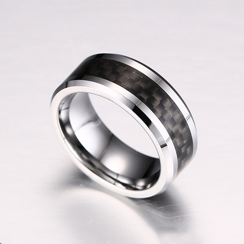 Tungsten Carbon Ring