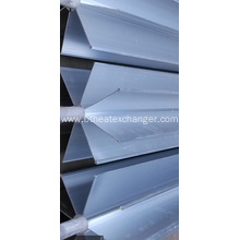 Alu Extruded Fin Tubes  For Cryogenic Vaporizer