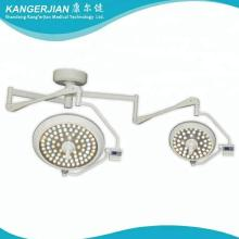 China Supplier for Surgical Examination Light Double Deads Ceiling Operating Lights export to Saint Kitts and Nevis Factories
