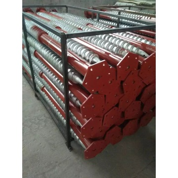 Ground Screws for Foundation in Newzealand Australia