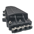 4 Inlets/outlets Fiber Optic Splice Closure