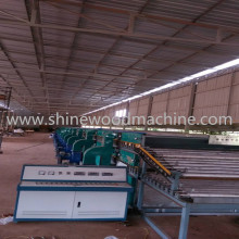 Practical Roller Veneer Dryer for Plywood
