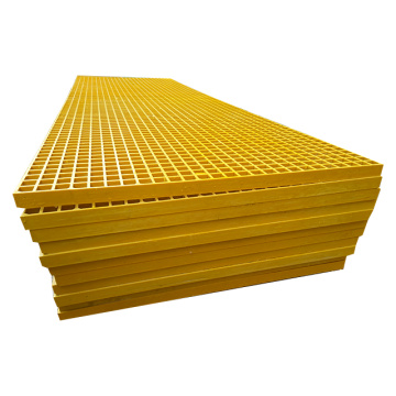 FRP molded grating corrosion prevention electricity