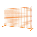 CA size movable construction site Temporary Fence