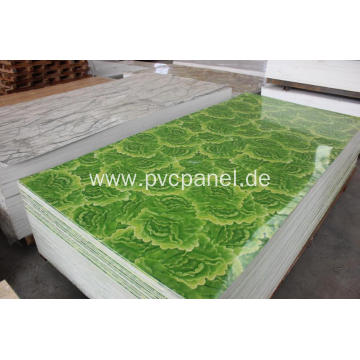 Decoration Materials Pvc Marble UV Board For Wall