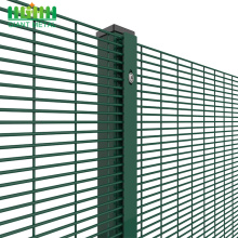 high security galvanized steel 358 prison mesh fence