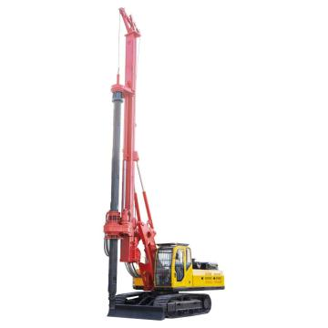 Cheap pile driver screw pile driver