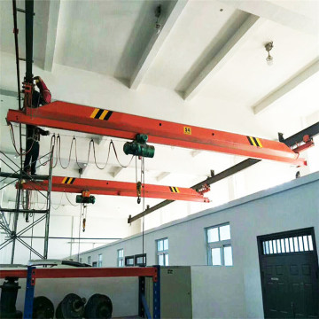 2 ton Single Girder Electric Crane