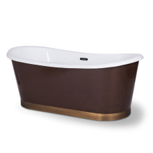72 Freestanding Bathtub in Unique Color