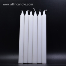 Africa market tall light fluted candle