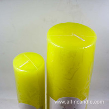 hot sell pillar candle