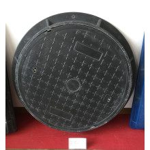 China Factory for Plastic Composite Manhole Cover B125 C250 D400 E600 F900 Composite Manhole Cover supply to Azerbaijan Manufacturer