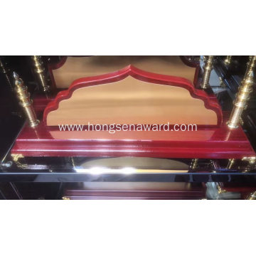 Wood Desk Name DN-5