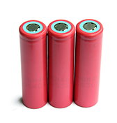 safety flashlight Lithium Ion Rechargeable 18650 battery