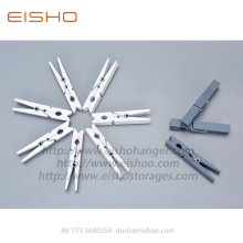 EISHO Sturdy Natural Wooden Clothespins Clothes Pegs