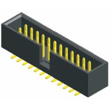 2.54mm Box Header SMT(with or without Post)