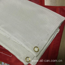 Coated fabric fiberglass cloth