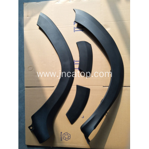 China Exporter for Renault Front Bumper Renault 2008 Duster Front Wing Guard 668220005R supply to Oman Manufacturer
