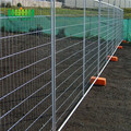 galvanised woven field fence
