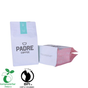 Heat Seal Square Bottom Sustainable Eco Friendly Packaging Manufacturer In China