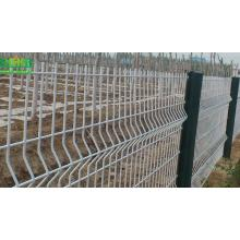 PVC Coated Fence Panel