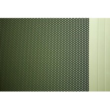 Aluminum security metal screen
