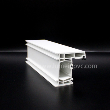 UPVC Plastic Profile For Windows And Doors System