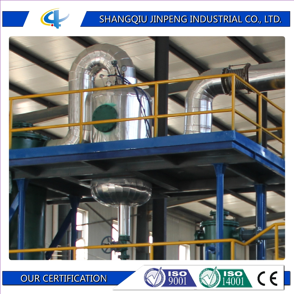 Waste Base Oil Distillation Plant
