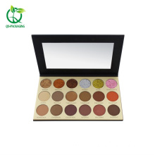 Good Quality for Makeup Eyeshadow Palette 2018 popular eyeshadow palettes export to Indonesia Exporter
