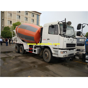 DFAC 180hp 6 CBM Concrete Mixer Trucks