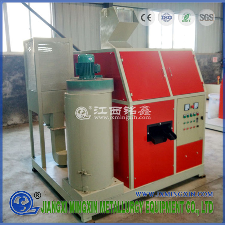 waste copper cable recycling machinery