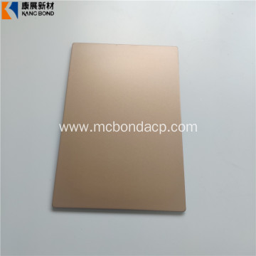 Fire Resistance PVDF Coated Aluminum Compoiste Panels