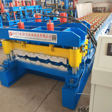 Color Steel Roof Glazed Tile Roll Forming