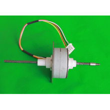 35mm PM Stepper Motor with Non-captive Shaft