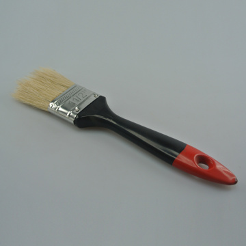 Plastic Handle with Bristle mixed Filament Paint Brush