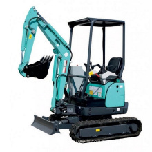 Customized for Hydraulic Excavator Machine Agricultural Orchard Multi-Function Micro-Mining Excavator supply to Jordan Factory