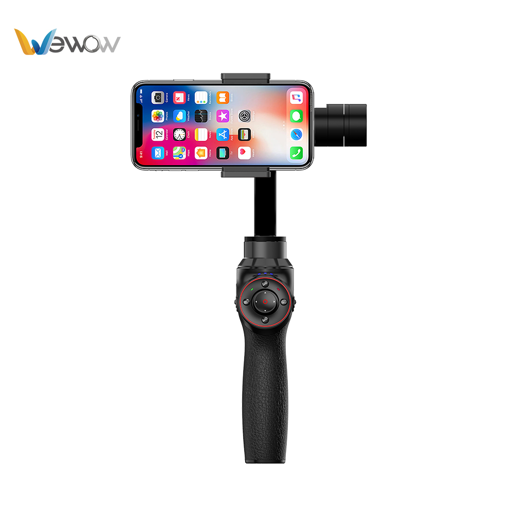 Unlimited handheld gimbal with alloy frame