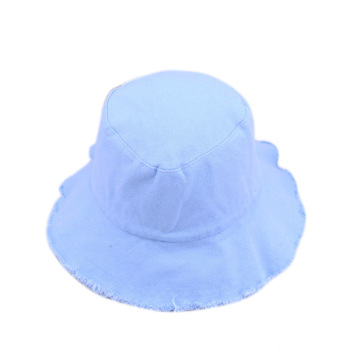 Premium polyester bucket hat blank and painted cap